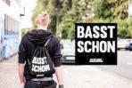 """""""BASST SCHON"""" Turnbeutel"""