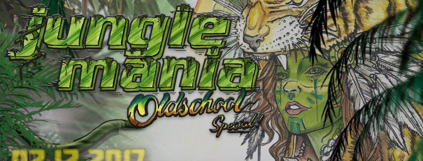 Jungle Mania Oldskool Special