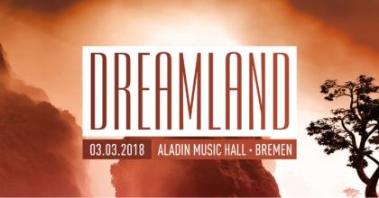 Dreamland Homepage